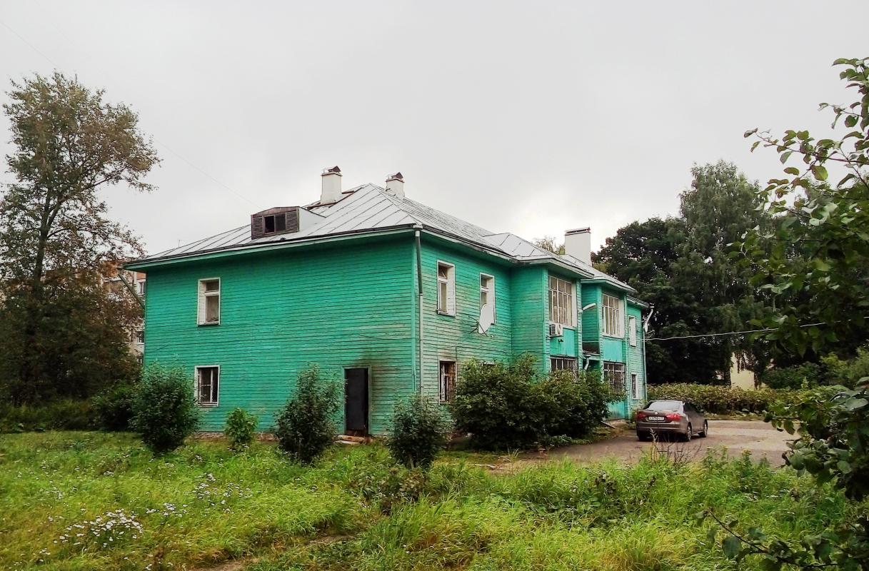 Вологодская область, г. Вологда, ул. Хорхоринская, д. 4 3